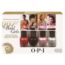 OPI BOND GIRLS-MINI PACK