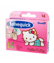 SALVEQUICK DEČIJI FLASTER KITTY A14