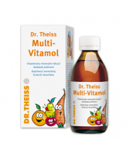 DR.THEISS MULTI-VITAMOL 1+ 200ML