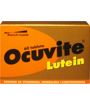 OCUVITE LUTEIN TABLETE A60