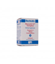 RICHLIFE NEURO B12 COMPLEX TABLETE A30