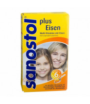 SANOSTOL PLUS FE SIRUP 230ML