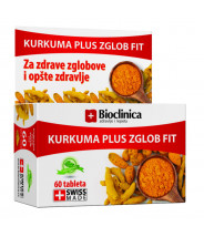 KURKUMA PLUS ZGLOB FIT TABLETE A60