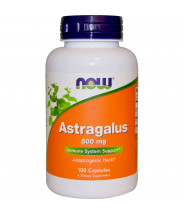 NOW ASTRAGALUS KAPSULE 500MG A100
