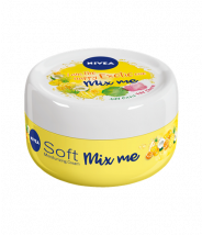 NIVEA SOFT MIX ME HAPPY EXOTIC KREMA 100ML