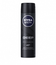NIVEA MEN DEEP DEZODORANS U SPREJU 150ML