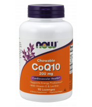 NOW CO Q10 200MG A90