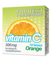 PROTECT VITAMIN C 500MG A10