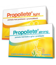 PROPOLLETE STRONG PASTILE A18