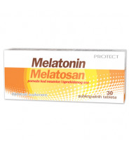 PROTECT MELATONIN TABLETE 30X1MG