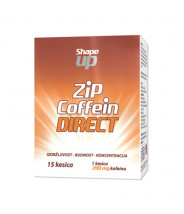 ZIP COFFEIN DIRECT 15X200MG