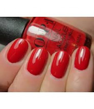 OPI LAK HR M08  Red-y For the Holidays 15ML