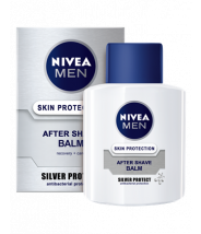 NIVEA SILVER AFTER SHAVE BALSAM