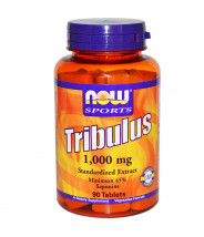 NOW TRIBULUS TABLETE 1000MG A90