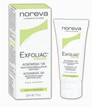 NOREVA EXFOLIAC ACNOMEGA 100 KREMA 30ML