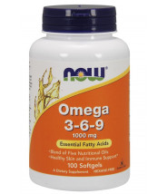 NOW OMEGA 3-6-9 1000MG A100
