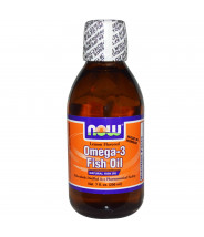 NOW OMEGA-3 RIBLJE ULJE 200ML