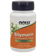 NOW SILIMARIN KAPSULE 150MG A60