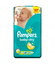 PAMPERS BABY-DRY PELENE (4) A56