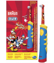 ORAL-B POWER MICKEY ELEKTRIČNA ČETKICA ZA ZUBE