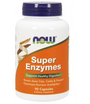 NOW SUPER ENZYMES KAPSULE A90