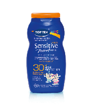 TOP TEN KIDS LOSION ZA SUNČANJE SPF30 200ML
