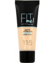 FIT ME PUDER IVORY 115