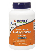NOW L-ARGININ TABLETE 1000MG A120