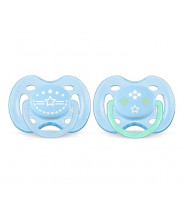 """AVENT VARALICE (CUCLE) """"FASHION"""" FREE FLOW 0-6M"""