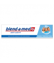 BLEND A MED ANTI CAVITY FAMILY PROTECTION PASTA ZA ZUBE 100ML