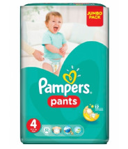 PAMPERS PANTS PELENE (4) A52
