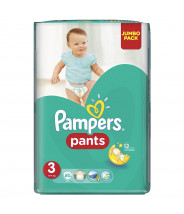 PAMPERS PANTS PELENE (3) A60