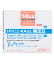MIXA HYALUROGEL LIGHT KREMA ZA LICE 50ML