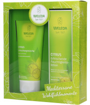 WELEDA CITRUS SET