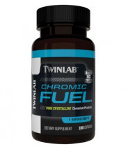 TWINLAB CHROMIC FUEL KAPSULE A100