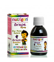 NUTRIGEN GRAPE SIRUP 200ML