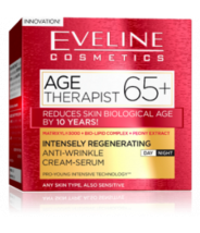 EVELINE AGE THERAPIST DNEVNO-NOĆNA KREMA 65+ 50ML