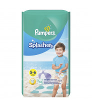 PAMPERS SPLASHERS PELENE CP 5 JUNIOR A10