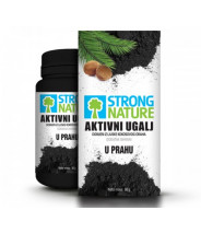 STRONG NATURE AKTIVNI UGALJ U PRAHU 30G