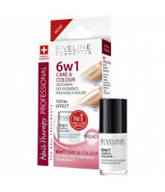 EVELINE NAIL THERAPY 6 U 1 CARE & COLOUR FRENCH