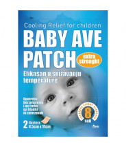 BABY AVE PATCH FLASTERI