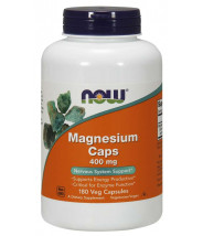 NOW MAGNEZIJUM KAPSULE 400MG A180