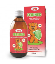 PROTECT KIDS FERIMED SIR 200ML